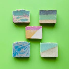 Therapeutic soap set