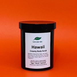 Hawaii Body Scrub